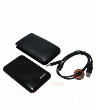 Caja externa Slim para disco duro Portátil, SATA USB 2.5