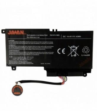 Batería para portátil Toshiba Satelite 5107