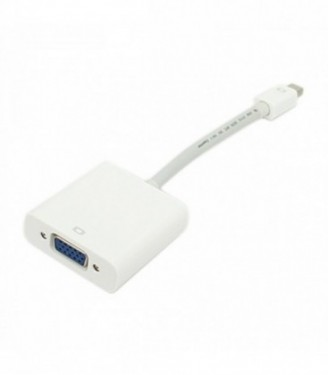 Adaptador convertidor Mini DisplayPort-VGA